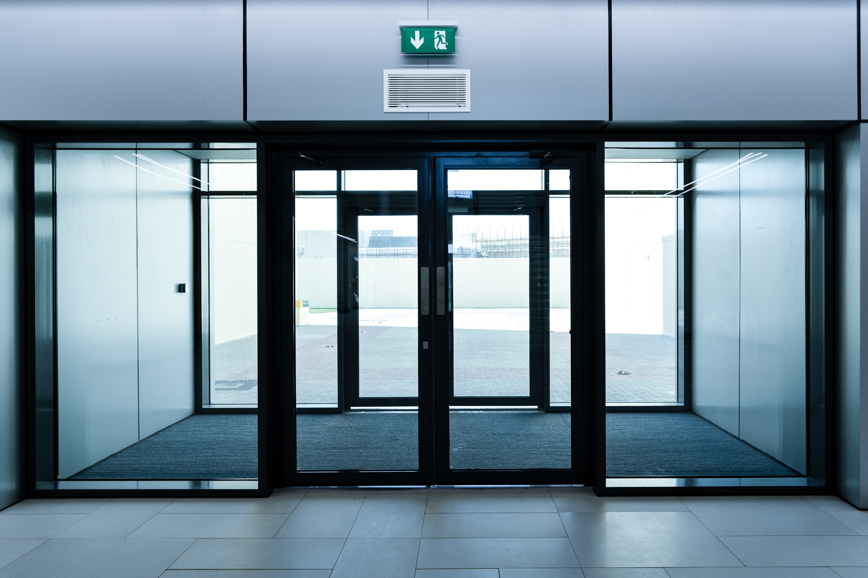 Автоматические двери для жилых