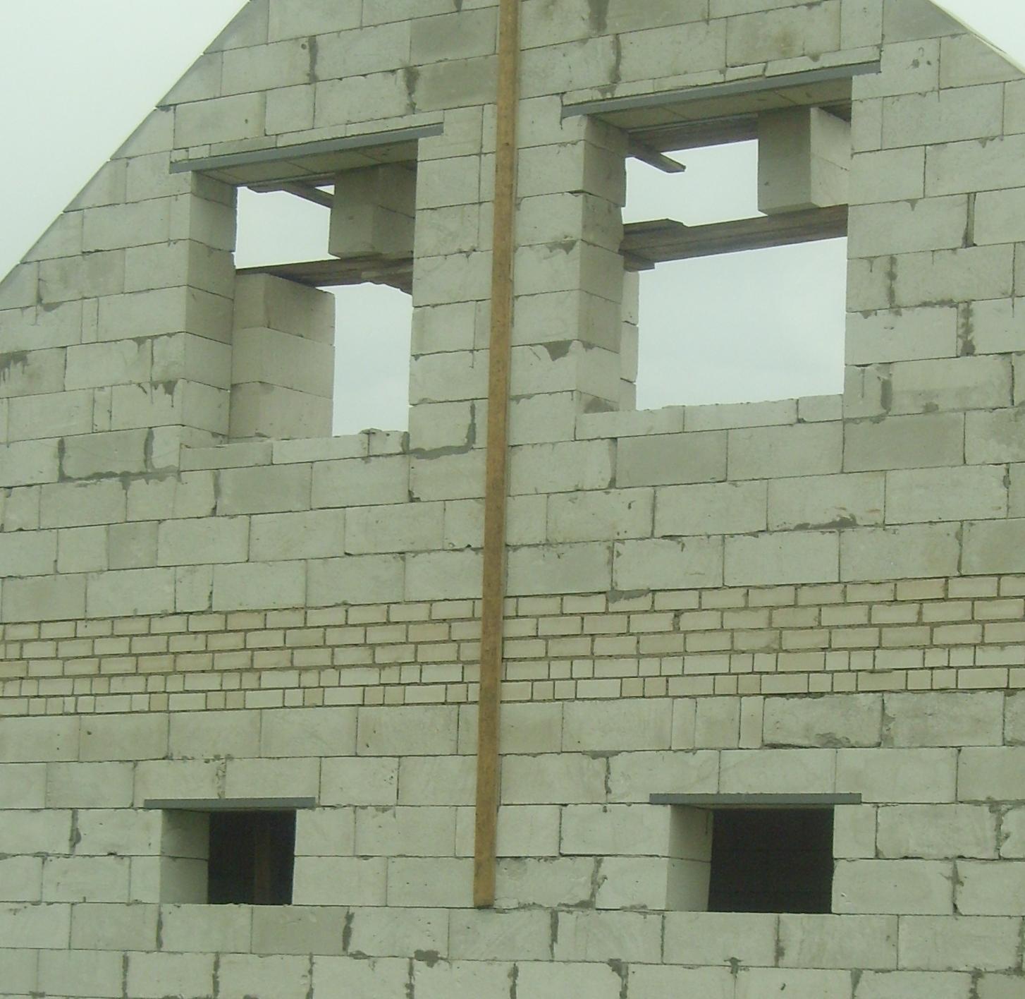 Как сделать бетонную перемычку своими руками